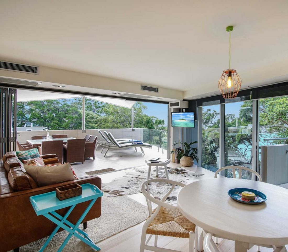 Luxury Noosa Accommodation Little Cove Court Little Cove