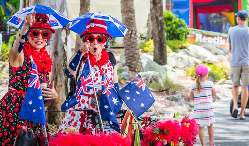 Noosa Australia Day 2019
