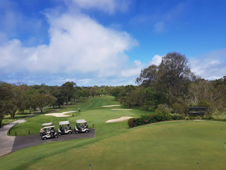 Sunshine Coast golf courses - Caloundra Golf Club